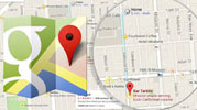 Check P24 On Google Map