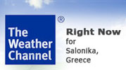 Check Weather for Thessaloniki on weather.com